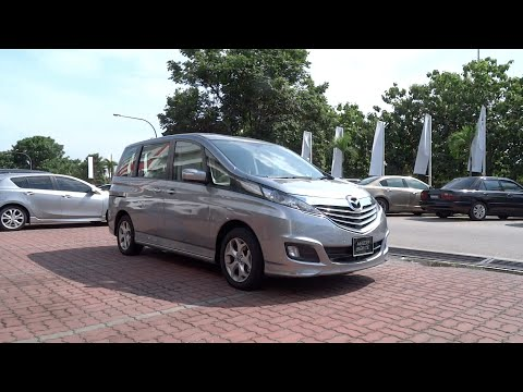 2014 Mazda Biante 2.0 SkyActiv-G Start-Up and Full Vehicle Tour