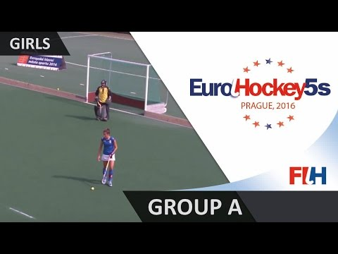 EuroHockey5s Future Heroes Cup 2016, Girls Group A - 1