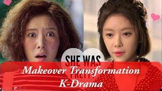 Video Top 10 Make Over Transformation K-Drama Series 2017 download MP3, 3GP, MP4, WEBM, AVI, FLV April 2018