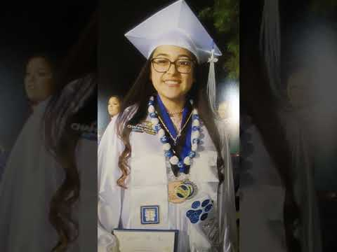 2019 GRADUATION. MHS. Madera High School. Monica B Urias.