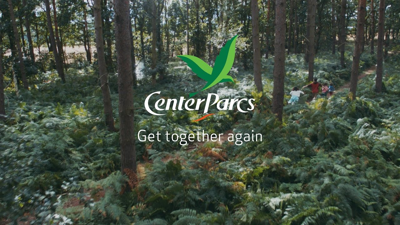 center parcs 2016 tv advert forest is your playground
