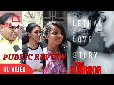 Tera Surroor Movie Public Review | Himesh Reshammiya | Farah Karimaee