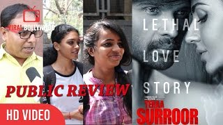 Tera Surroor Movie Public Review | Himesh Reshammiya | Farah Karimaee