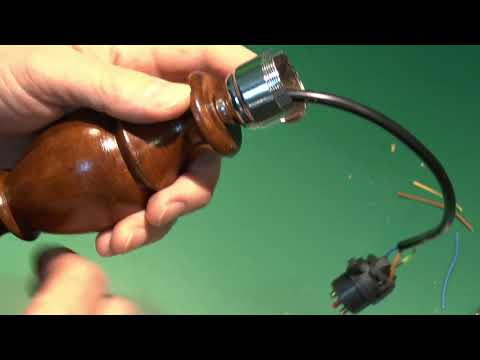 Table Lamp Assembly