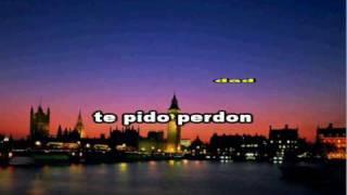 """Te Pido La Paz"" - Jaime Murell (Karaoke - Pista)"