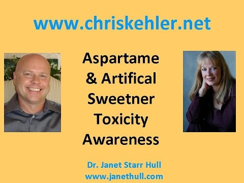 Aspartame & Artificial Sweetner Toxicity