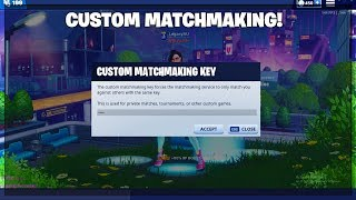 (CODE IS yeet) FORTNITE CUSTOM MATCHMAKING! PLAYING WITH SUBS! OCE SCRIMS