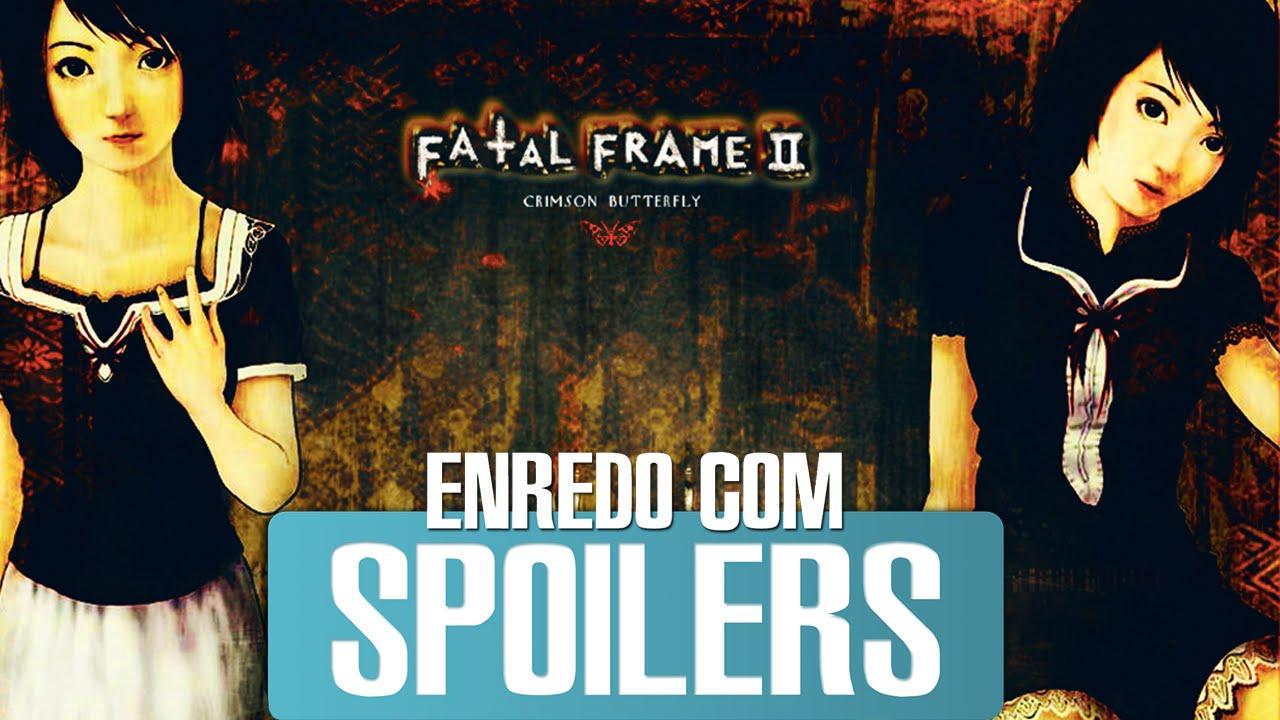 A História de Fatal Frame 2 - Enredo com Spoilers - YouTube