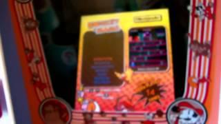 Donkeykong Arcade Machine Game