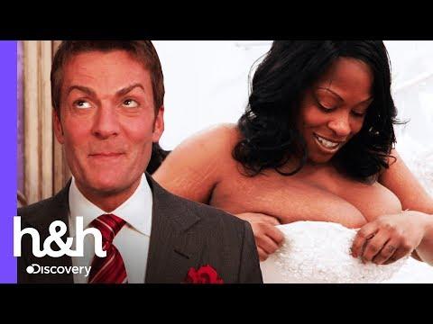 ¡Senos de la novia no caben en los vestidos de la tienda! | Vestido de Novia | Discovery H&H