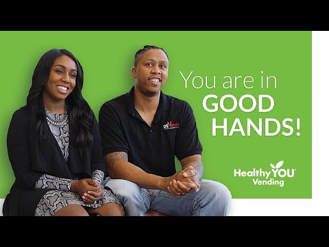 Healthy YOU Vending Review - You are in Good Hands!