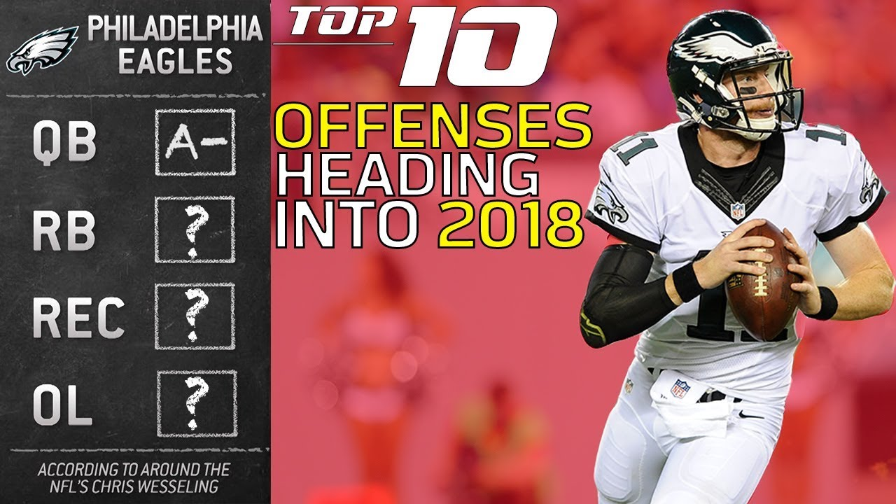 a7d7ab952 Top 10 Offenses Heading into the 2018 Season