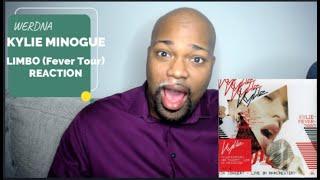 Kylie Minogue - Limbo - Live Fever Tour   Reaction