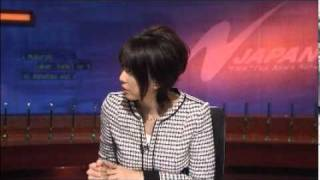 秋元優里 ニュースJAPAN 2012年2月6日放送.wmv