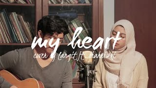 Download My Heart by Acha ft. Irwansyah (Cover by Langit ft. Shahrizki)