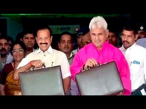 In first Rail Budget, Gowda vows to take politics out of railways