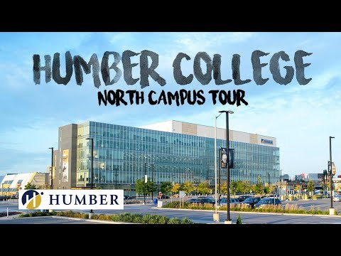 Humber College North Campus Tour - 2019