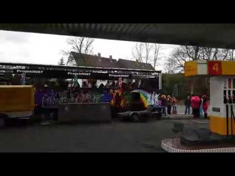 ProjektWAT 2017 - Karneval 2017 Wattenscheid Polonaise