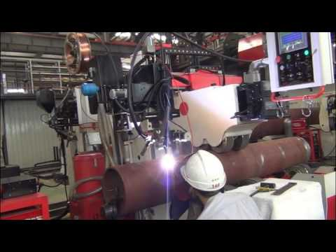pipe root welding
