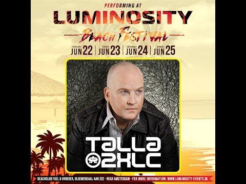 Talla 2XL [FULL SET] @ Luminosity Beach Festival 23-06-2017