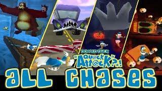 Donald Duck Quack Attack All Bosses   Donald Duck Goin