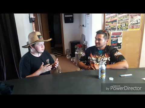 Skagit Speedway Monster Slam 19 driver interviews and best trick highlights