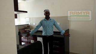 Ramya Modular Kitchen Customer Reviews,  Our Client Dr. S. Venkatesan @ Porur,