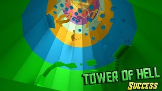 Roblox - Tower of Hell Success!!!