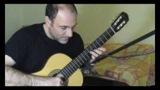 Besame mucho by Consuelo Velazquez a transcription by Yves Keroas
