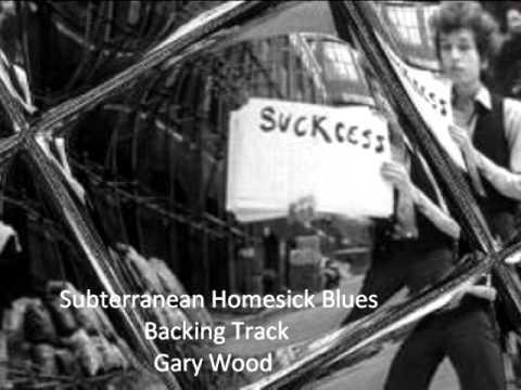 Bob Dylan Backing Track Subterrannean Homesick Blues