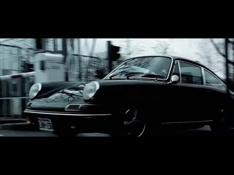 Robert Redford Driving Porsche Spy Game Youtube
