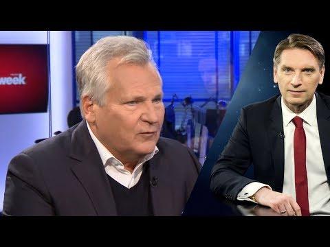 Kwaśniewski: prawdziwym kłopotem dla PiS nie jest opozycja, tylko media | Tomasz Lis.