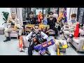 LTT Nerf War : The Hidden Person SEAL X Warriors Nerf Guns Fight Dr Ken Crazy DESTROYER Lyly Villa