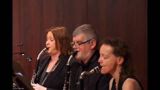 Le choeur de Clarinettes de Bischheim Direction : Romuald Jallet Co...