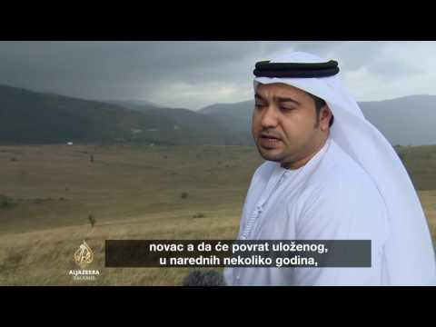 Al Jazeera Business, Buroj Ozone - Trnovo Interview