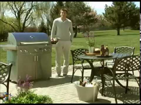 American Outdoor AOG Gas Grill