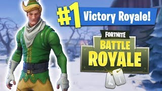 MOST EPIC CLUTCH WIN!! (Fortnite Battle Royale)