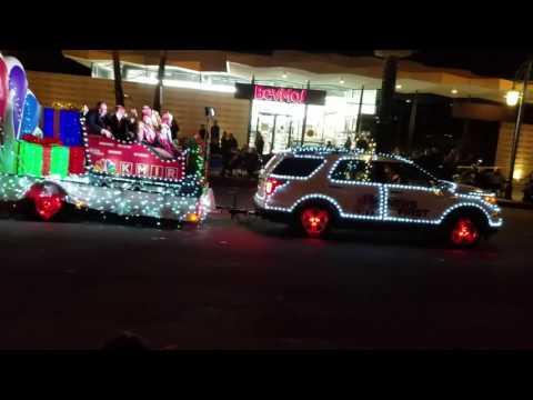 Palm Springs Christmas Parade