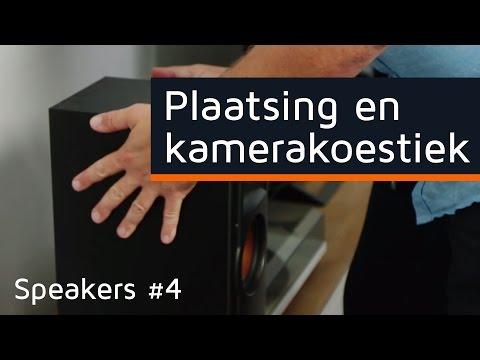 Speakers #4: Positionering van je luidsprekers