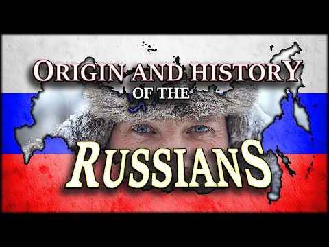 Ethnic Origins of the Russians