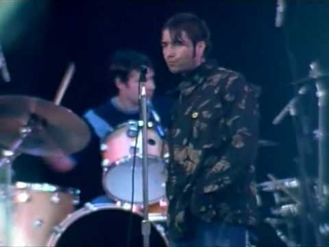 Stop Crying Your Heart Out  - HD -Oasis Witness Festival 2002