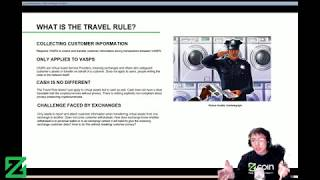 FATF Travel Rule, Privacy Coins and Zcoin