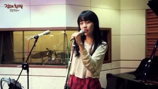 정오의 희망곡 김신영입니다 - Baek A-yeon - Daring woman, 백아연 - 당돌한 여자 20131024