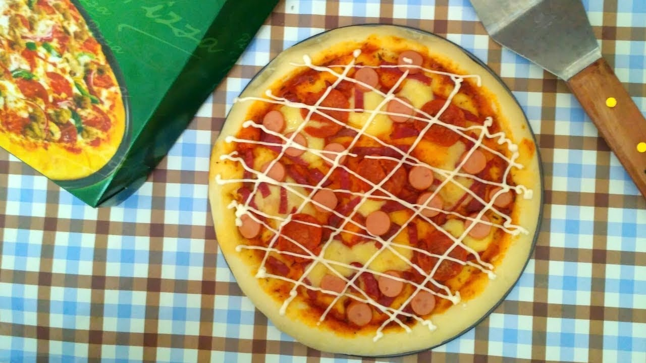 Resep Cake Kukus Untuk Jualan: Resep Homemade Pizza Untuk Jualan