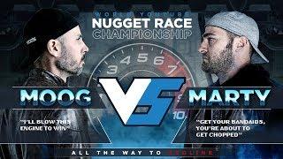 Marty VS MOOG - Ultimate YouTube Championship