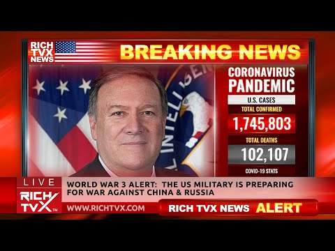 Breaking News: World War 3 ALERT:  The US Military Is Preparing For War Against China & Russia