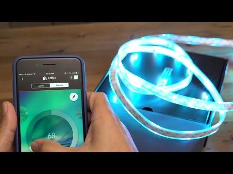 Светодиодная лента – 8 идей применения
