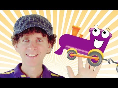 Train Colors and Moving Song 2 | Learn Colors | Toddlers, Children, Learn English