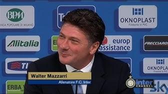 CONFERENZA STAMPA PRESENTAZIONE WALTER MAZZARRI