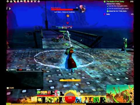 Guild Wars 2 Level 70 Story Line 1